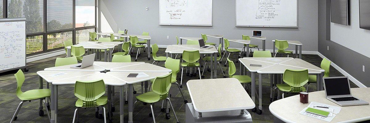 لماذا تختار بريكلي الأثاث المدرسي
